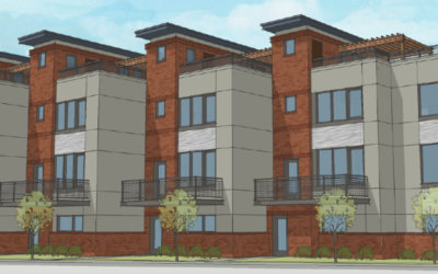 Townhomes Moving Forward in Skinker DeBaliviere Neighborhood
