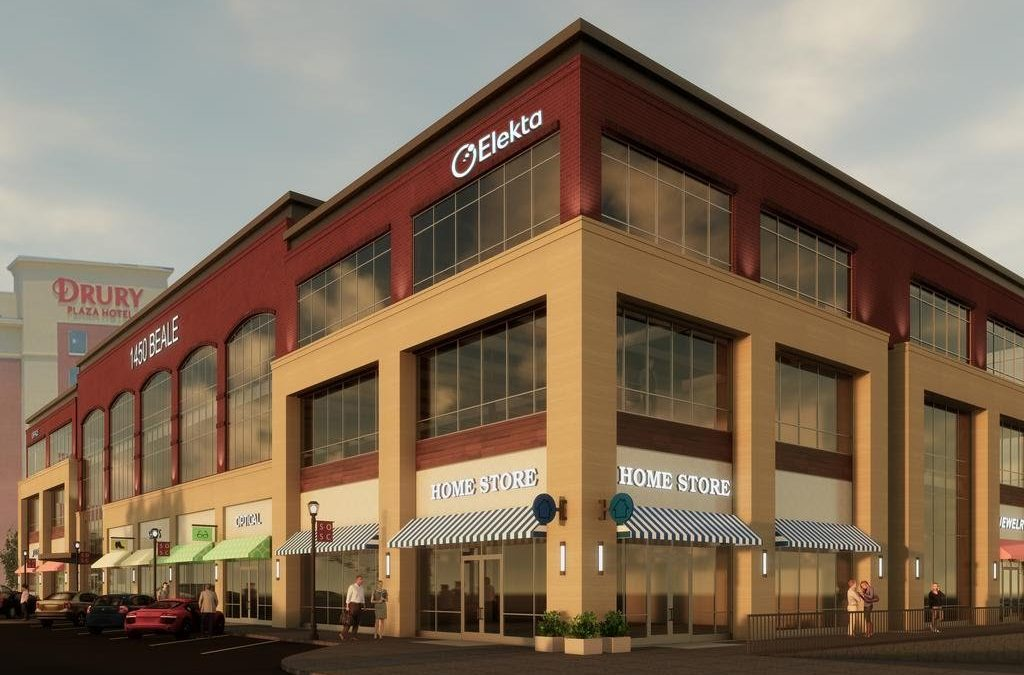 Medical device company moves to Streets of St. Charles