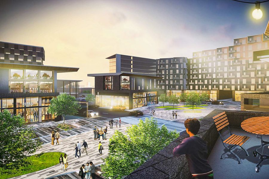 """Prospect Yards"" Provide Modern Take on Historic District"